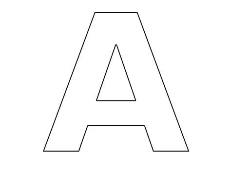 lettere da ritagliare didattica alfabeto da colorare