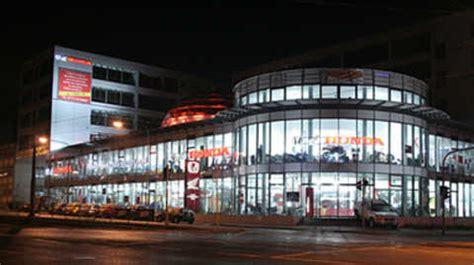 Honda Motorrad Niederlassung Frankfurt by Honda Deutschland