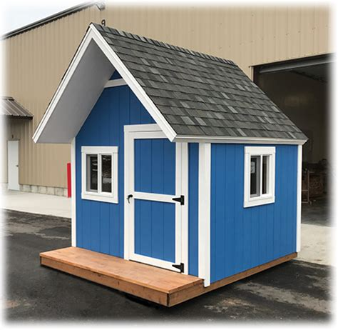 Do It Yourself Shed Kits by Utah Custom Playhouses And Storage Sheds