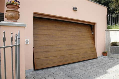 porte garage sezionali prezzi sunset porta basculante linea acciaio simil legno porte