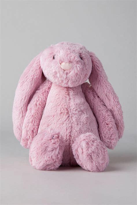 Jelly Cat Large Bashful Pink Bunny jellycat bashful pink bunny s