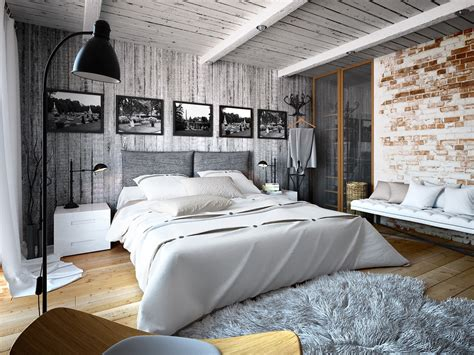 artsy bedroom 2 loft ideas for the creative artist