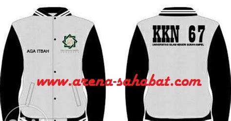 Jaket Jenpayet Mutiara pabrik produksi konveksi jaket seragam arena sahabat