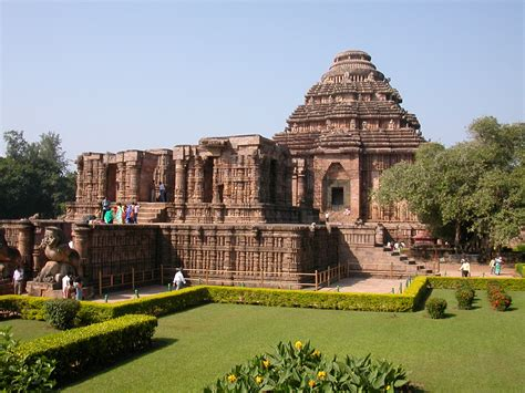 Konark Sun Temple Essay In by Konark Odisha The Black Pagoda Of The East Atom S Arena