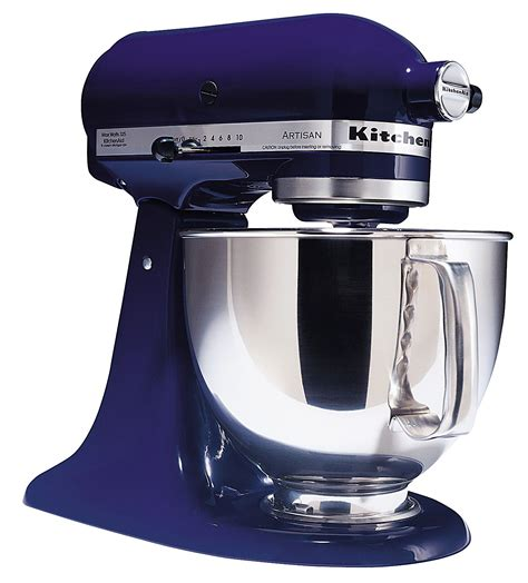 kitchen aid mixer kitchenaid ksm150psb artisan 174 series 5 quart stand mixer
