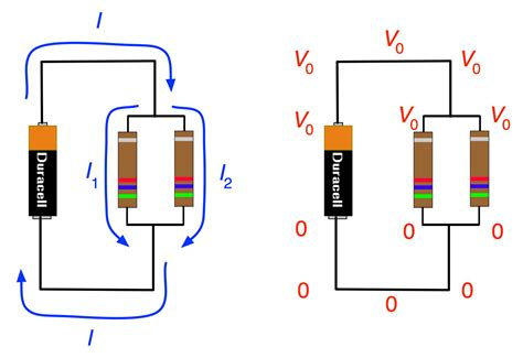 what is an exle of a resistor umdberg exle resistors in parallel