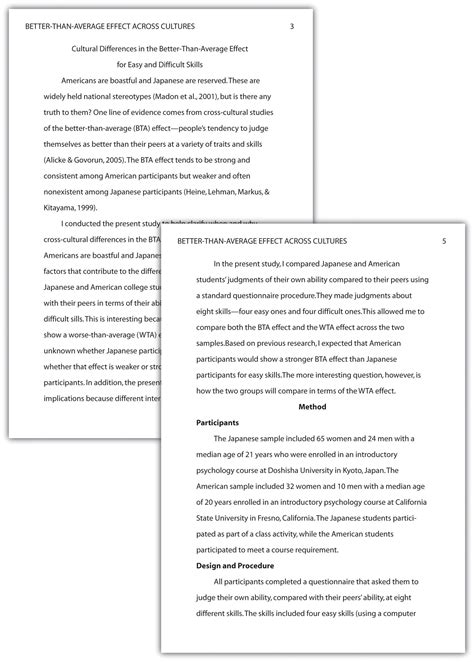 apa format style sle thesis paper pdf 28 images exle of acknowledgement in