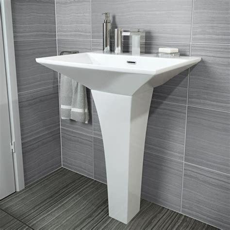 Bathroom basins bathroom sinks diy at b amp q