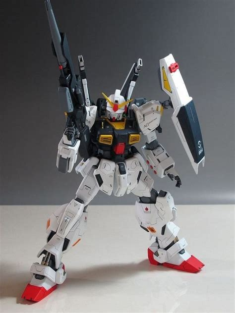 Gundam Mk Ii Bandai Gundam Collection Vol 6 custom build mg 1 100 rx 178 gundam mk ii jesta gundam kits collection news and reviews