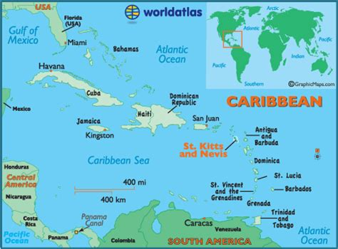 st kitts and nevis map st kitts and nevis attractions travel and vacation