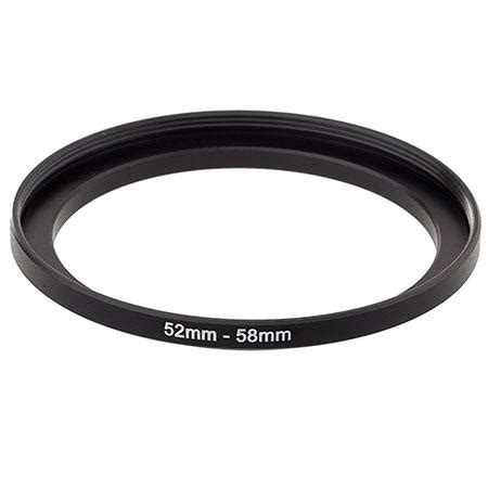 Step Up Filter Ring 405mm To 52mm Stepping 405 52 405mm 52mm prooptic step up adaptr ring 52mm lens to 58mm filter prosu5258