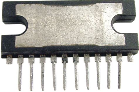 integrated circuit power lifier integrated circuit fender 174 power pc1188h antique electronic supply