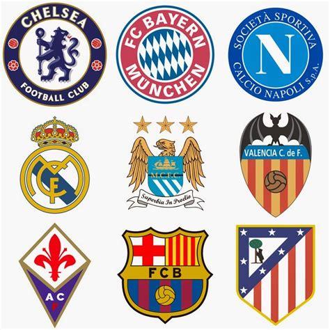 logo vector klub sepakbola dunia anak cemerlang