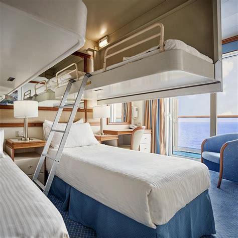 cabins  caribbean princess iglucruise