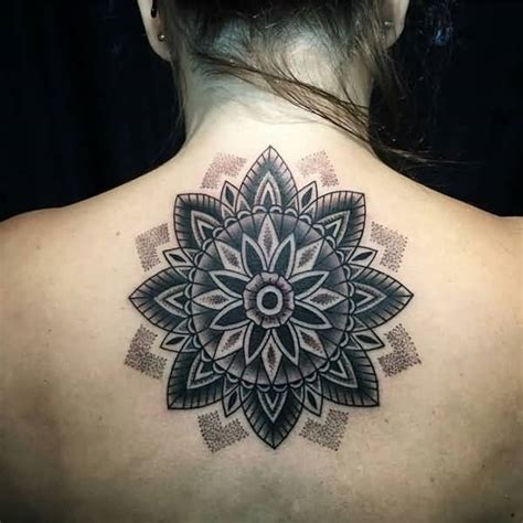 35 attractive mandala flower tattoo design truetattoos