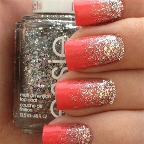 coral pattern nails 2950 best images about summer nail art 2017 on pinterest
