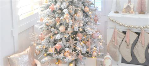 Kara's Party Ideas Blush Pink Vintage Inspired Tree