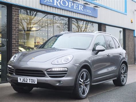 Porsche Cayenne Diesel 3 0 by Used Porsche Cayenne 3 0 Diesel 245 Tiptronic S For Sale