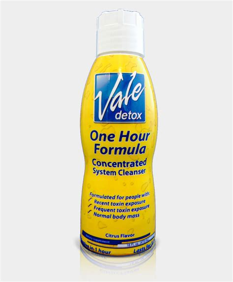 Vale Strength Detox by Vale S Original One Hour Formula Island Punch