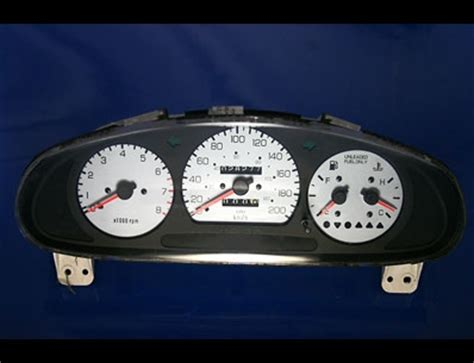 [2000 kia sportage instrument cluster removal] 1998 2000