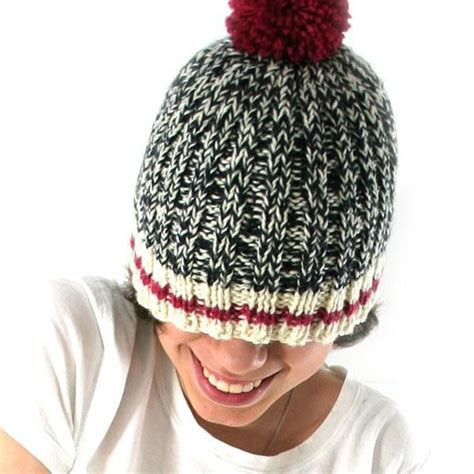 Sock Monkey Hat Crochet Pattern Image collections - knitting ...