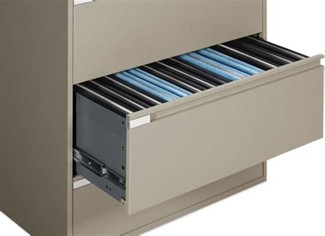metal filing shelves 4 drawer lateral file cabinet by cubicles