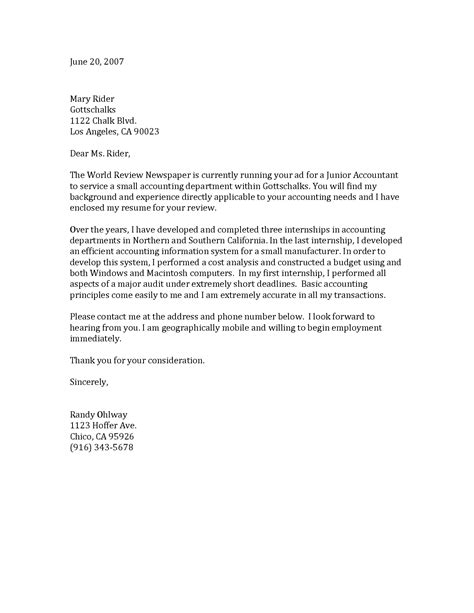 Cover Letter Exles General by Sle Cover Letter General Best Letter Sle