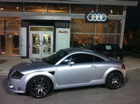 client cars audi tt mk1 8n tuning parts accessories