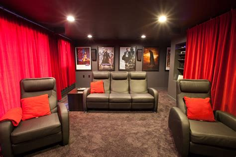 blackout curtains  home theaters soundproofing tips