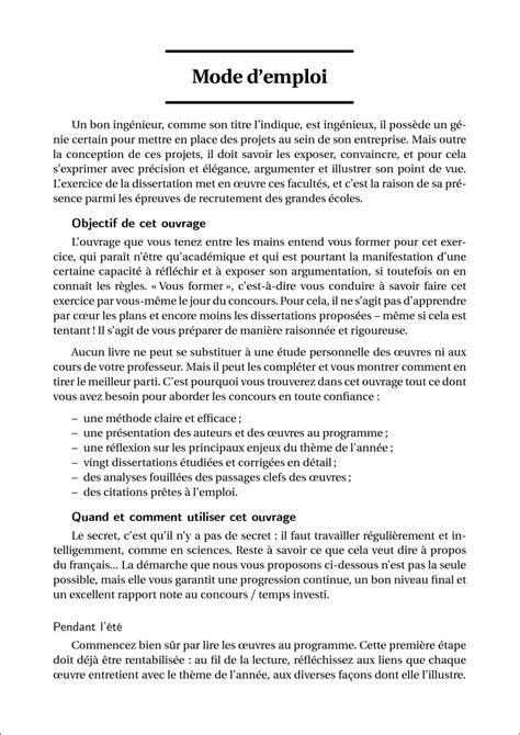 introduction of dissertation comment r 233 diger une introduction de dissertation