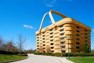 The Longaberger Company In the longaberger company headquarters