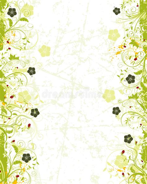 grunge flower frame royalty free stock image image 3187236 grunge flower frame stock photos image 2745753