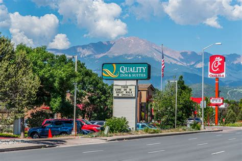 Quality Inn Garden Of The Gods by Quality Inn And Suites Garden Of The Gods Reviews