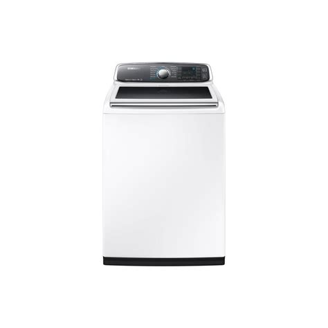 samsung 5 2 cu ft high efficiency top load washer in