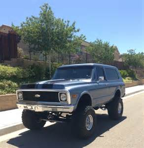 buy this supercharged 1970 k5 blazer for a song gm authority