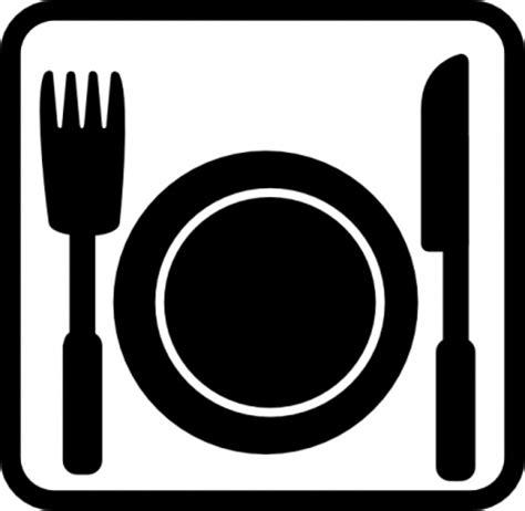 geant pictogram restaurant clip art vector free