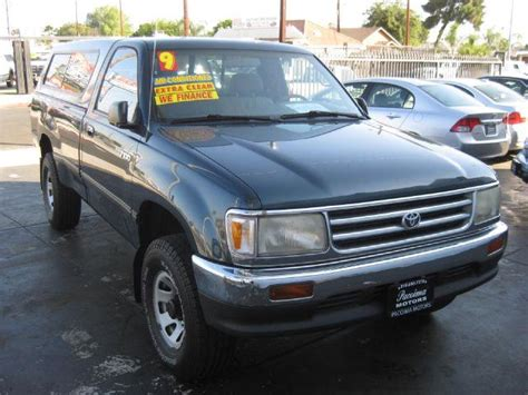 Toyota T100 For Sale Craigslist 1995 Toyota T100 For Sale