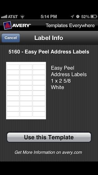 printing address labels from iphone contacts how to print mailing labels from an iphone or ipad 2012