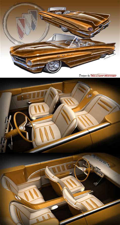 kaucher kustoms award winning custom car design  hot