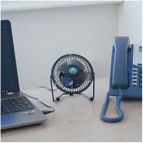 prem i air mini usb desk fan