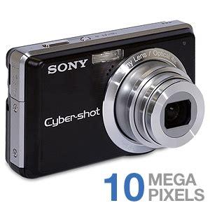 Kamera Sony Dsc S950 sony cybershot dsc s950 digital 10 megapixel 4x optical zoom 2 7 lcd black at