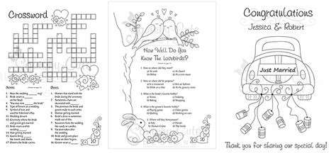 wedding activity book for template free coloring pages of wedding activity