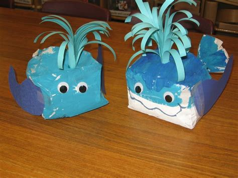 Paper Bag Whale Craft - 29 best images about paper bag on sacks