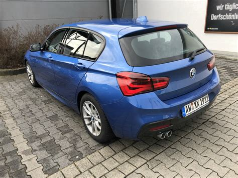 Bmw 1er F20 Bedienungsanleitung by F20 120d Lci 1er Bmw F20 F21 Quot 5 T 252 Rer Quot Tuning