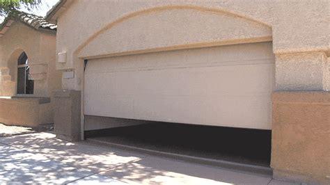 Garage Door Reverses When Closing by Troubleshooter
