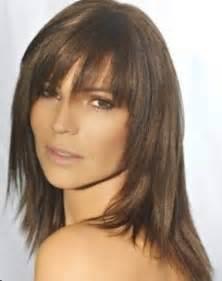 Modeles Coupe Degradee Cheveux Mi Longs Salon De Coiffure