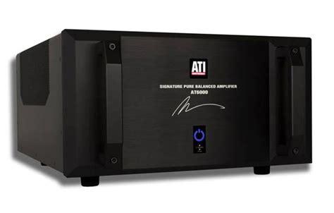 ati multi channel audio power amplifiers