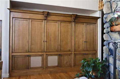 how to make bifold cabinet doors door ideas for wide screen tv cabinets