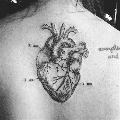 tattooed heart composer tattoo yes like the wizard of oz