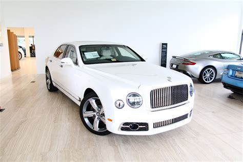 bentley mulsanne speed white 2017 bentley mulsanne speed stock 7nc002893 for sale